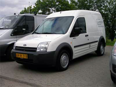 Ford Transit Connect Lindpr